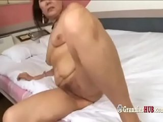 Kinky Japanese Grannie Double Penetration And Golden Shower