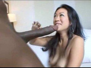 Akira Lei Fucking Hard Black Cock(uploaded by tintin)