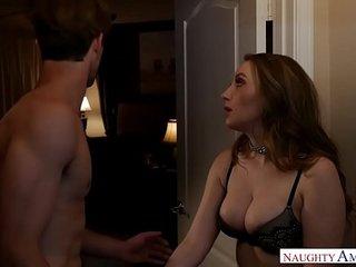 Big natural tits homewrecker Harley Jade gets married dick - Naughty America