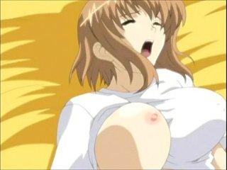 Anime Brother Licks and Fucks Sister Hard.
